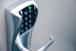 Digital Keypad Lock